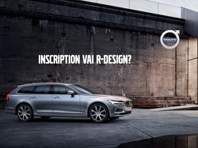 Volvo V90: varustetason korotus