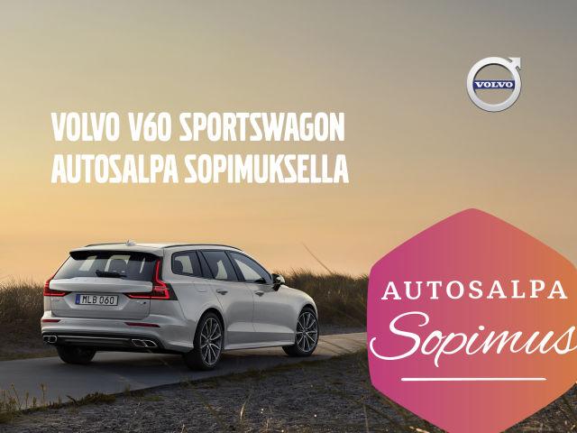 Volvo V60 Autosalpa Sopimuksella