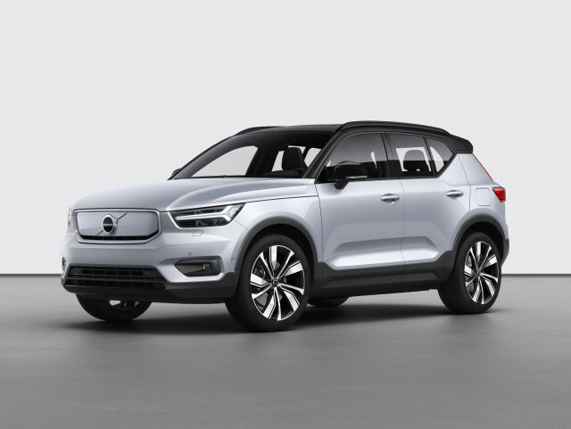 volvo XC40 Recharge Twin Business Pro aut
