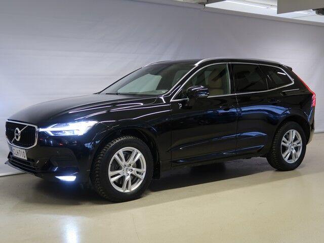 volvo XC60 D4 AWD MOMENTUM AUT +TECHNIC+WINTER+ADVANCED+FAMIL