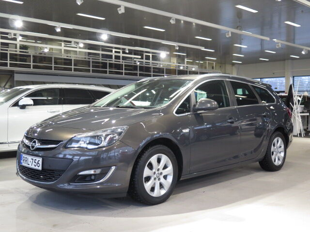 opel ASTRA SPORTS TOURER SPORT 1,4 TURBO 103KW AT6
