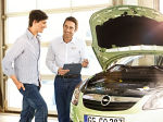 Mielenrauhaa valtuutetusta Opel-huollosta