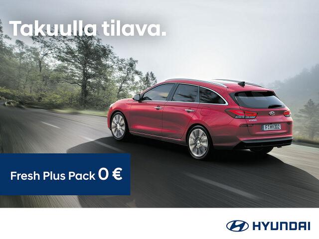 Hyundai i30: Fresh Plus Pack kaupan päälle
