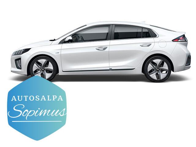 Hyundai IONIQ 1,6 hybrid 359 € / kk