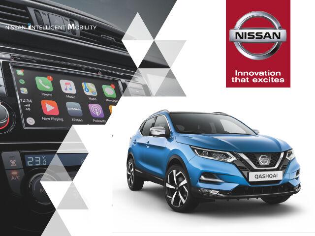 Nissan Qashqai kampanjahintaan 21 990 € tai automaatti 0 € erään autoja