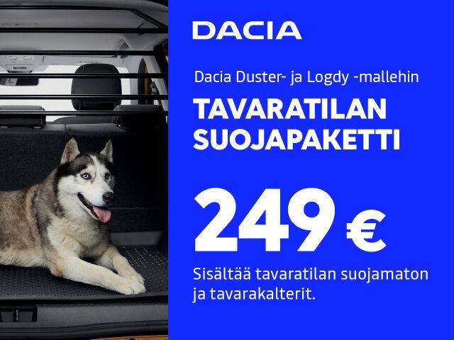 TAVARATILAN SUOJAPAKETTI 249 €
