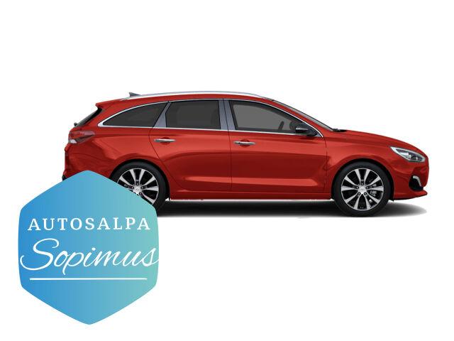 Hyundai i30 Wagon 1,0 Fresh esim. 279 € / kk
