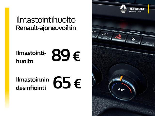 ILMASTOINTIHUOLTO 89 €
