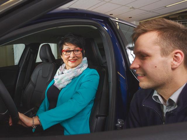 BMW-huollon asiakkaille sijaisauto veloituksetta