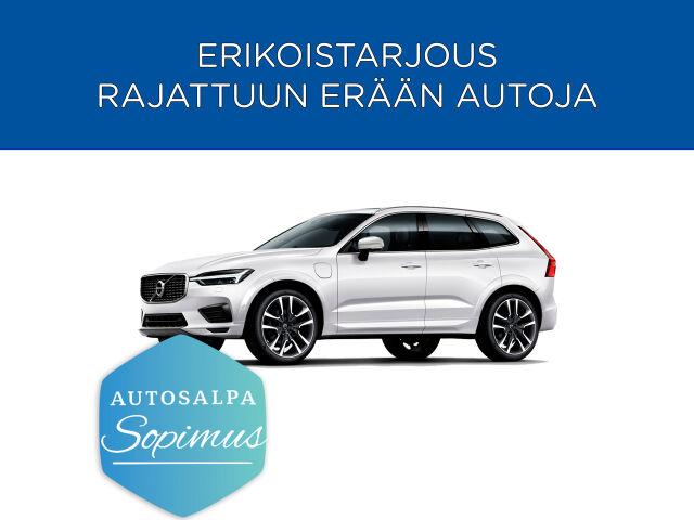 ERÄ: Volvo XC60 T8 TWIN ENGINE esim. 639 € / kk
