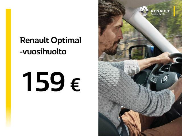 Renault Optimal -vuosihuolto