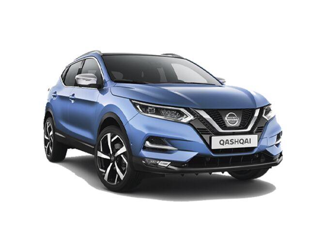Nissan Qashqai esim. 349 € / kk