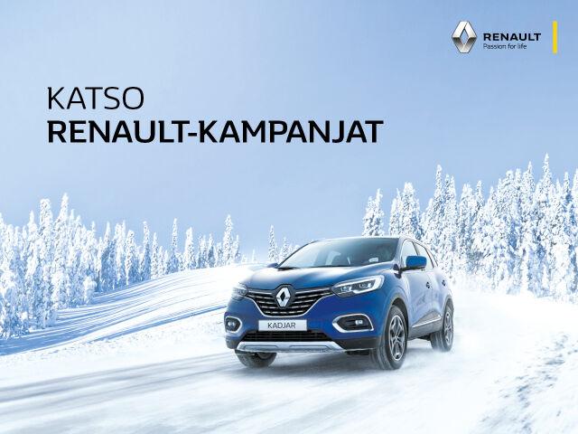 Katso Renault-kampanjat
