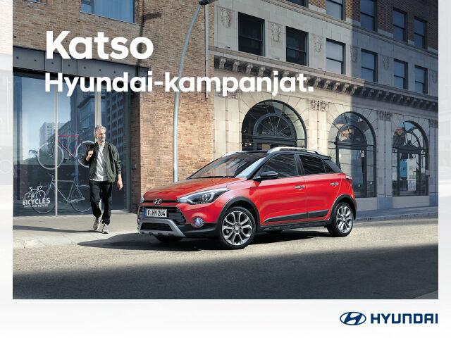 Katso Hyundai-kampanjat
