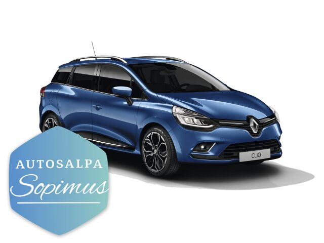 Renault Clio ST esim. 299 € / kk