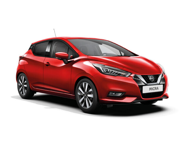 Nissan Micra esim. 259 € / kk