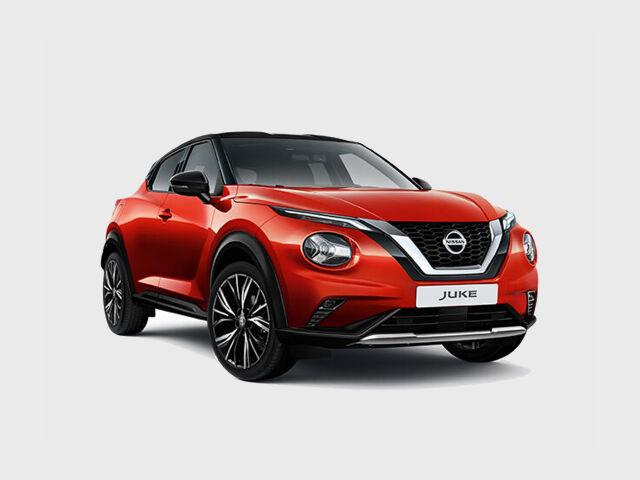 Nissan Juke & X-Trail