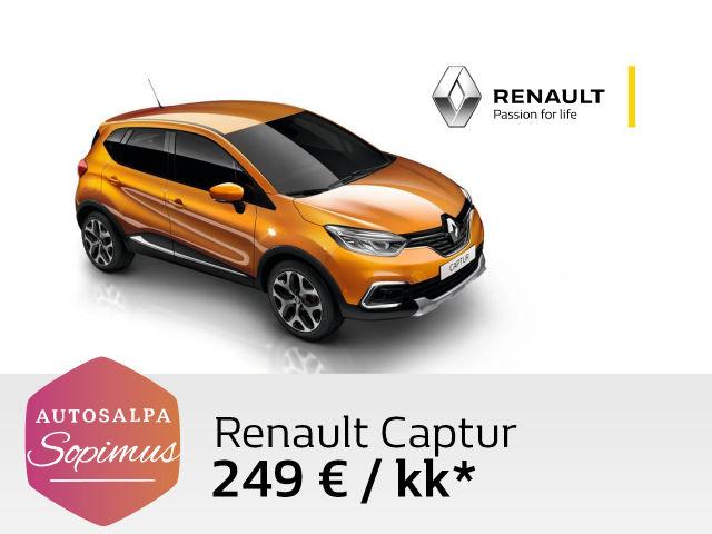 Renault Captur 249 € / kk