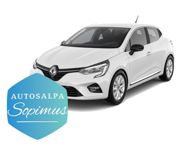 Renault Clio Tce 90 Intens esim. 197 €/kk