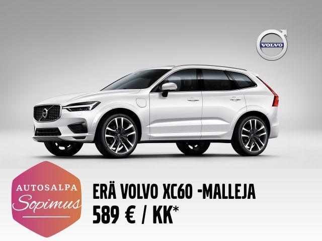 Volvo XC60 589 € / kk