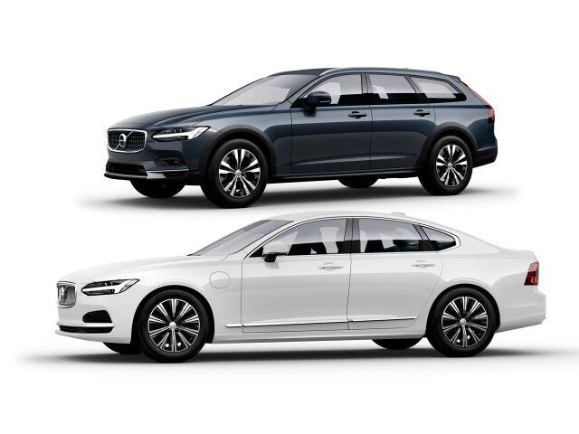 Volvo S90, V90 ja V90 CC: talvirenkaat etuhintaan 490 €