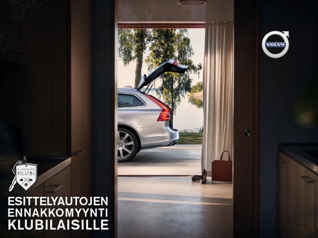 Volvo-esittelyautojen ennakkomyynti Autosalpa Klubilaisille