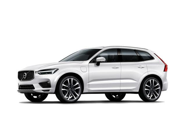 Volvo XC60: varustetason korotus etuhintaan