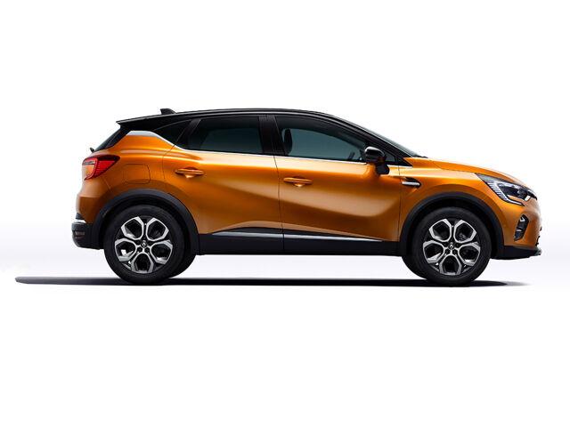 Uusi Renault Captur esim. 359 € / kk