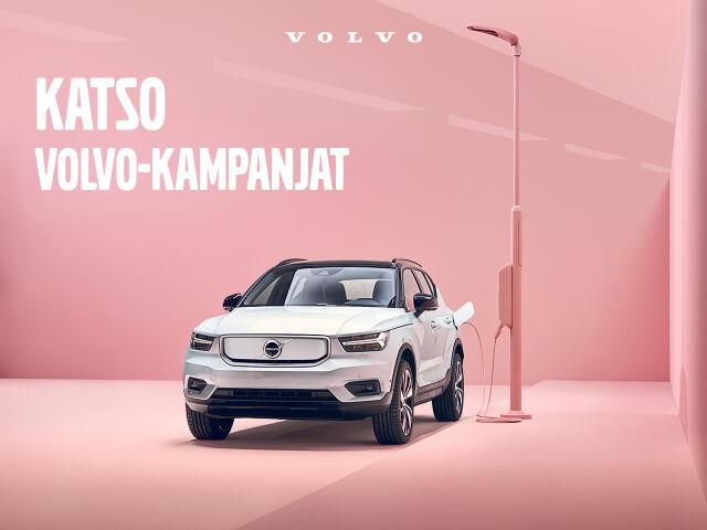 Katso Volvo-kampanjat