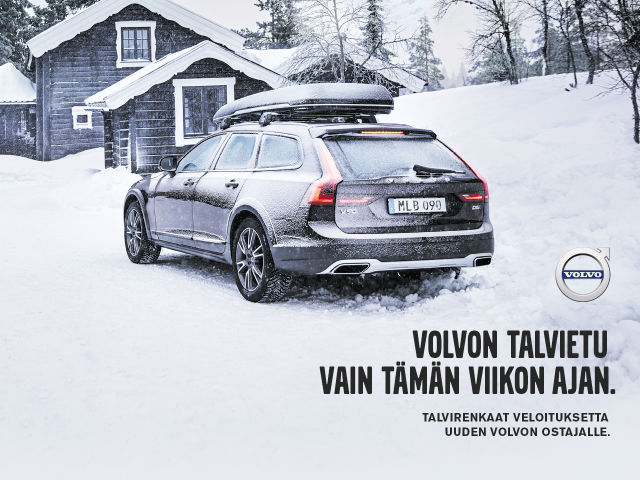 Talvietu Volvoihin