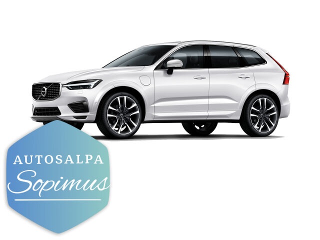Volvo XC60 T6 Inscription esim. 639 € / kk