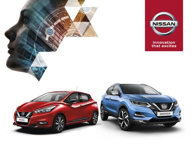 Ajankohtaiset etusi Nissan-mallistoon