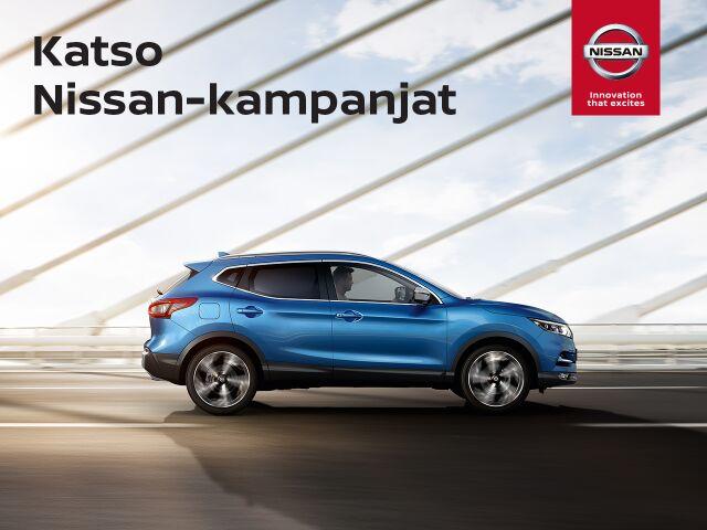 Katso Nissan-kampanjat