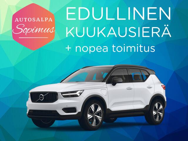 Volvo XC40 Twe T4 Business R-Design Edition aut esim. 469 € / kk