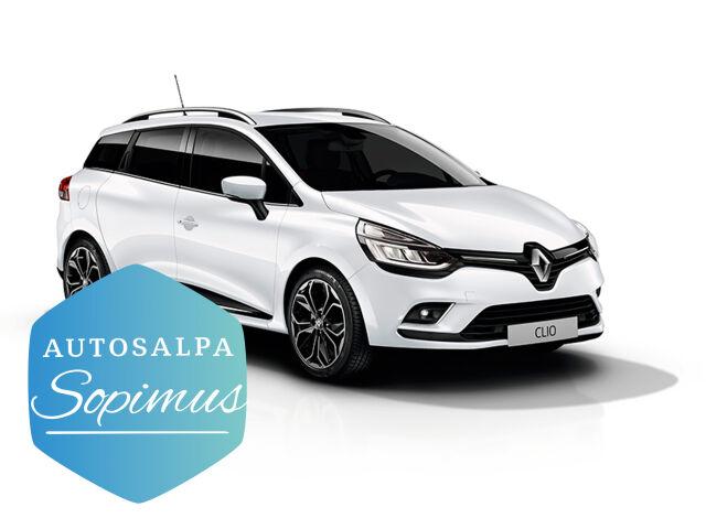 Renault Clio Sport Tourer TCe 90 Fête esim. 199 € / kk