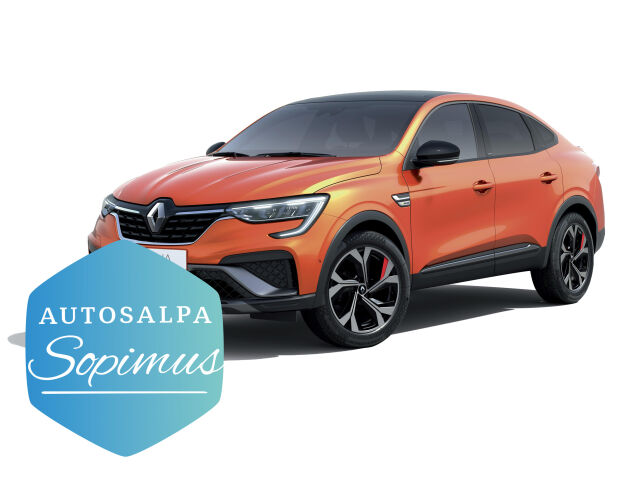 Renault Arkana esim. 398 € / kk