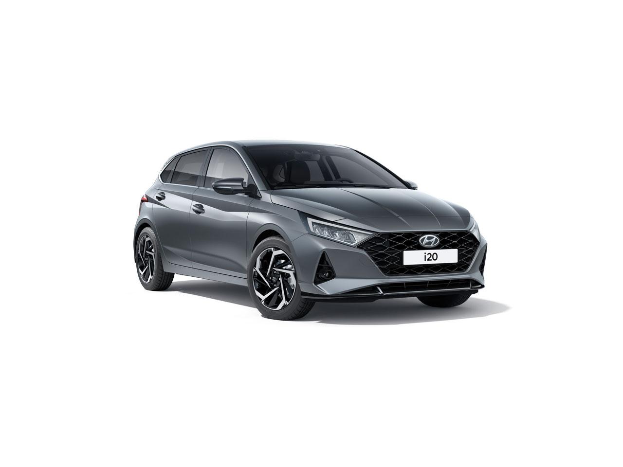 Uusi Hyundai i20: Navi Pack -50%