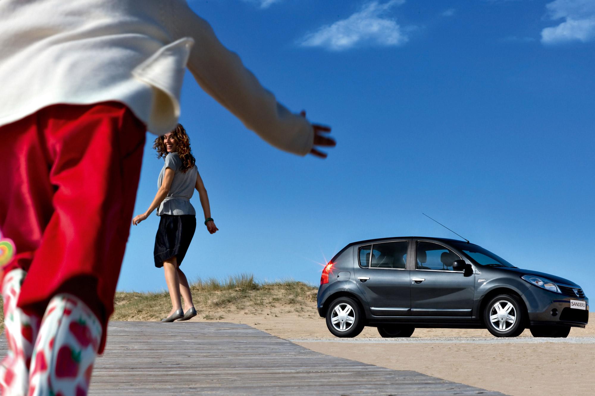 Dacia-huolto tuo turvallisuutta