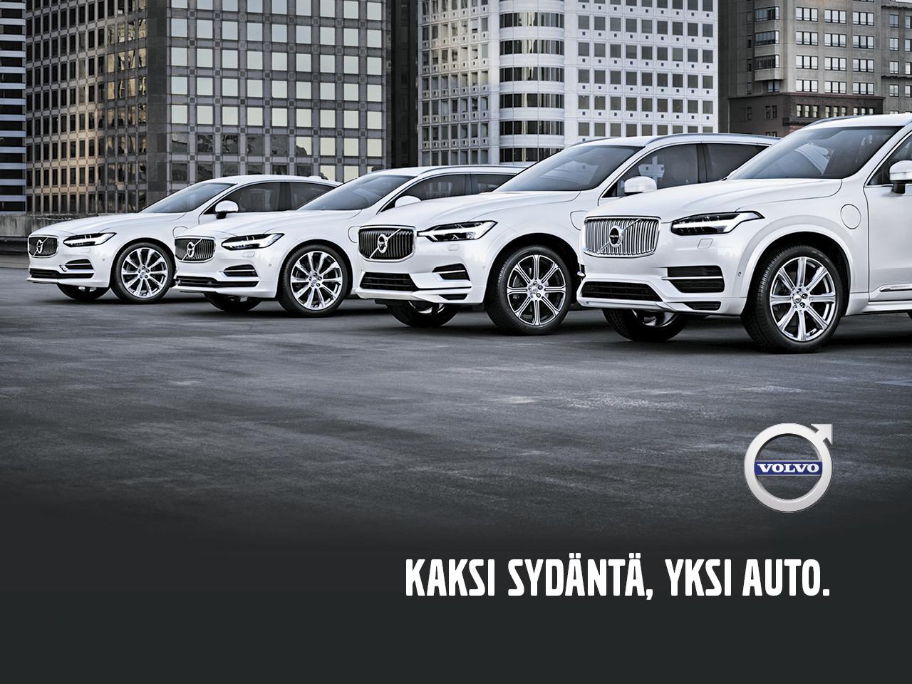 Onko sinun seuraava autosi hybridi?