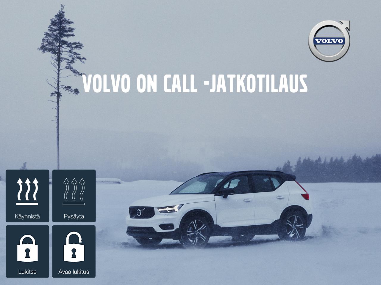 Volvo On Call -jatkotilaus