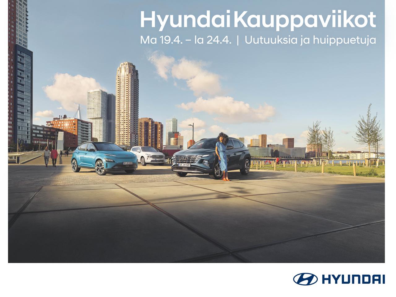 Hyundai Kauppaviikot