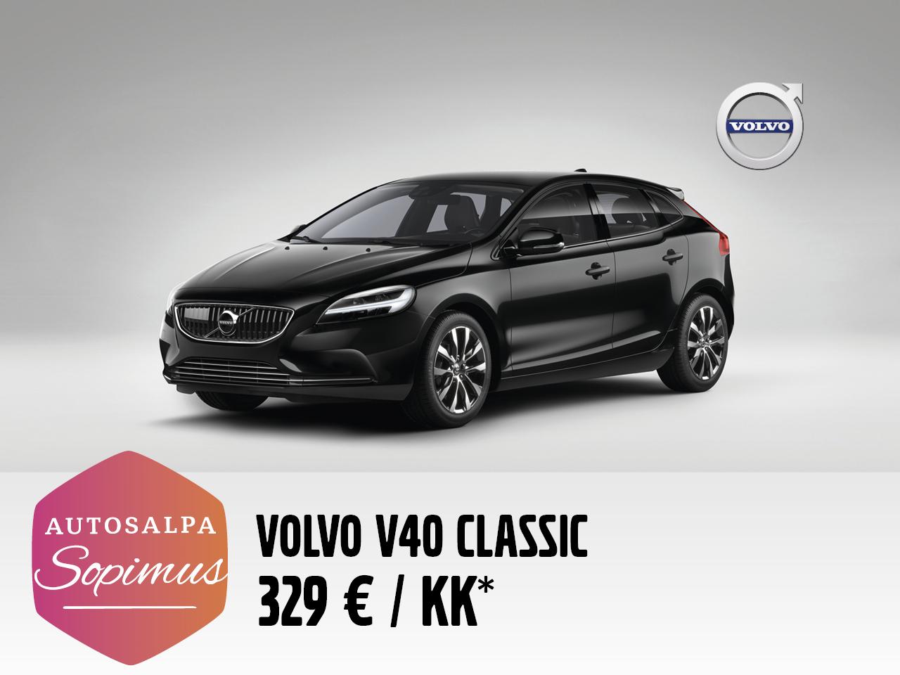 Volvo V40 Classic 329 € / kk