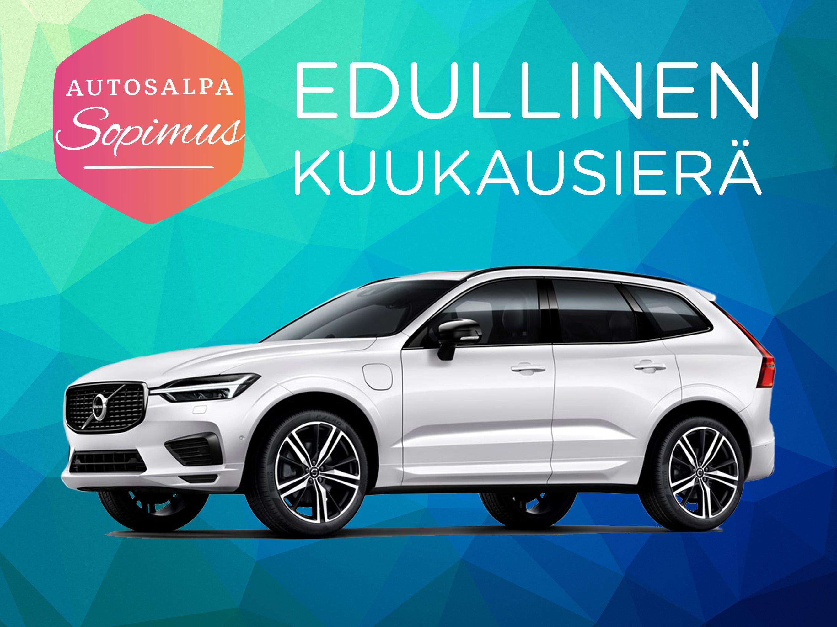 Volvo XC60 T6 TwE Business R-Design Edition aut. esim. 547 € / kk