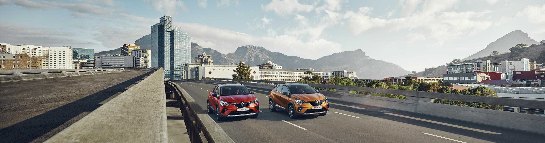Renault Captur Autosalvasta