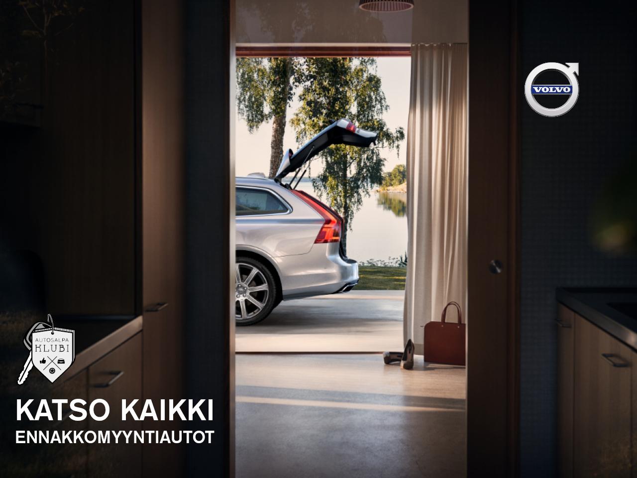 Volvo-esittelyautojen ennakkomyyntilista