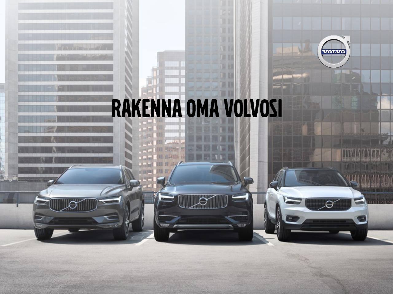 Rakenna oma Volvosi