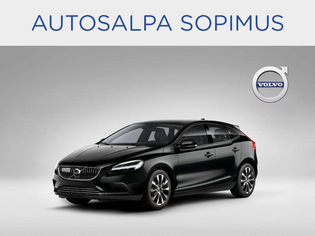 Autosalpa Sopimus: Volvo V40 399 € / kk