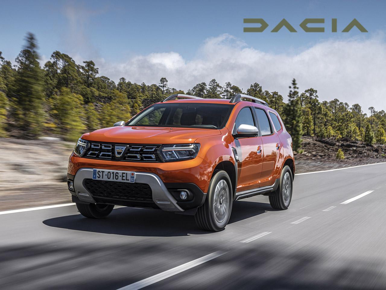 Uusi Dacia Duster