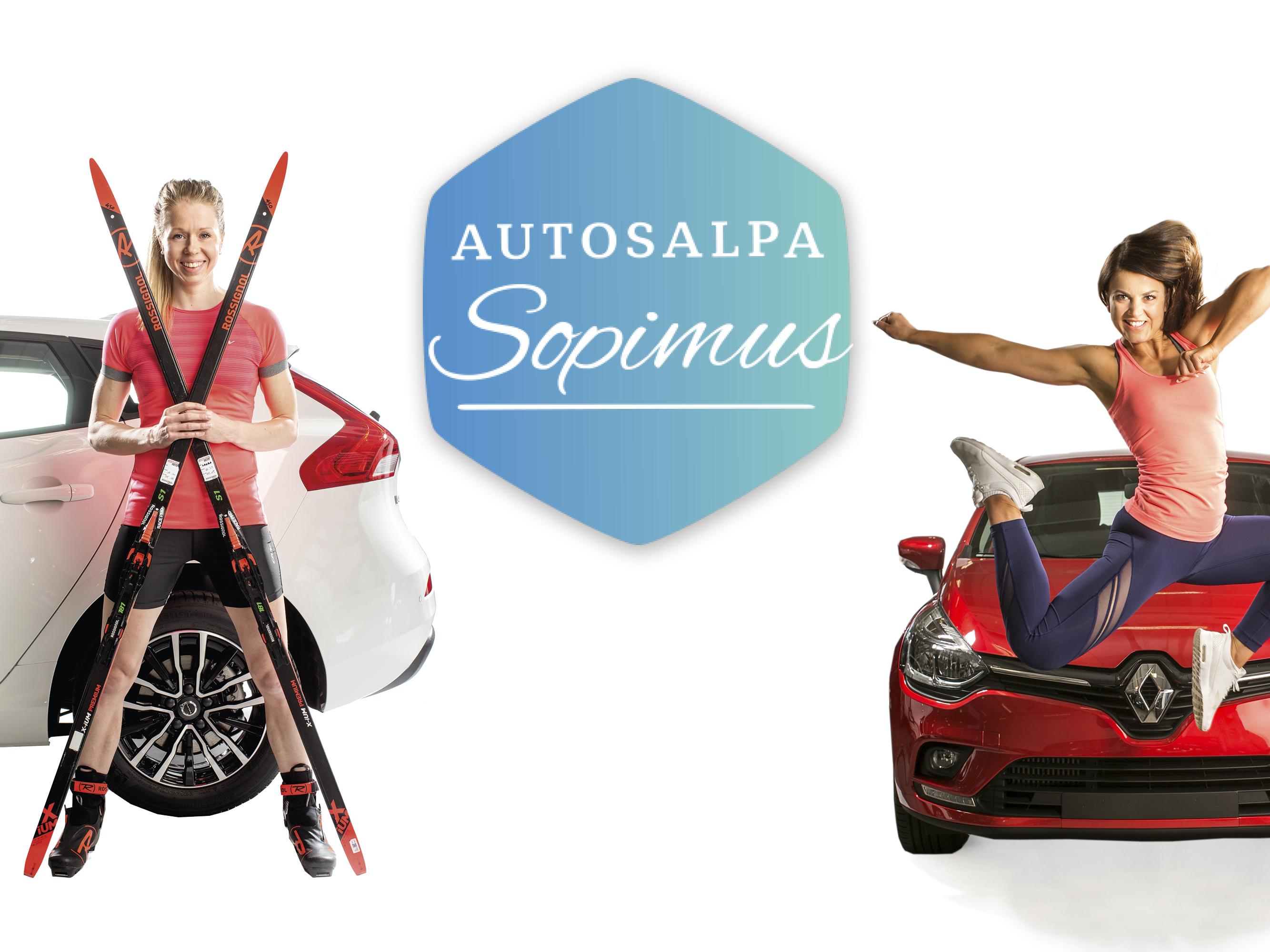 Autosalpa Sopimus - täysin uusi tapa auton omistamiseen