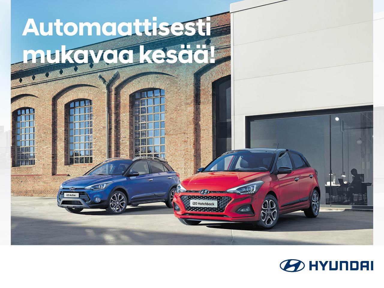 Hyundai i20: Tech Pack veloituksetta